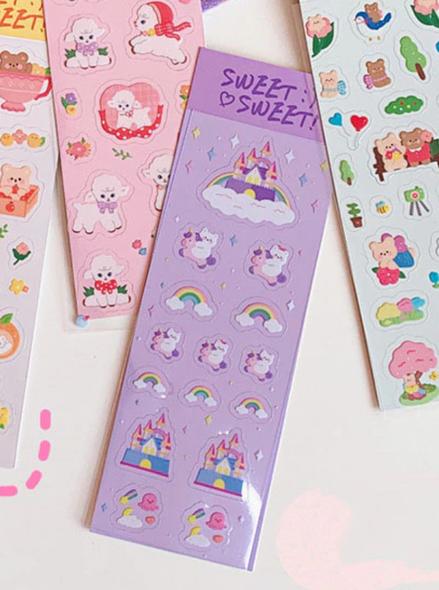 Fairytale Land Stickers