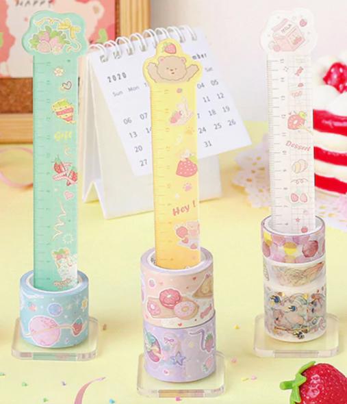 Cute Washi Tape Holders