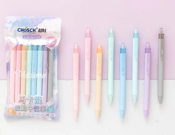 Pastel Ink Pens