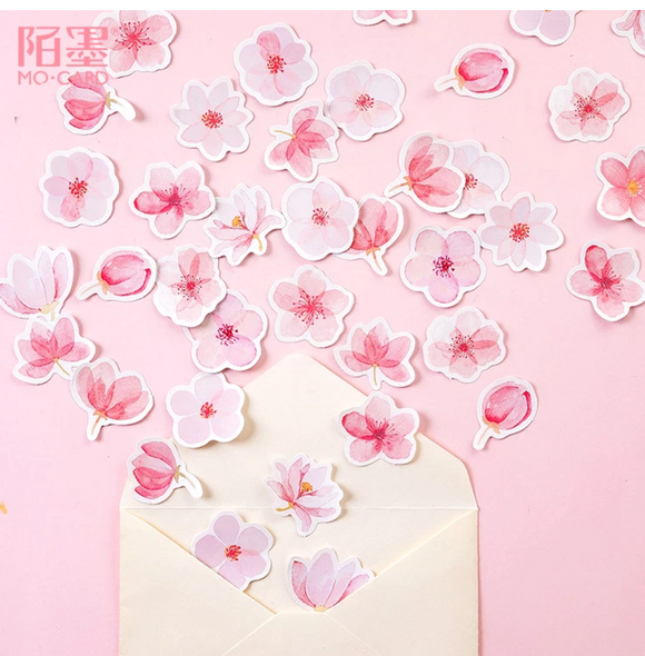 Cherry Blossom Loose Stickers