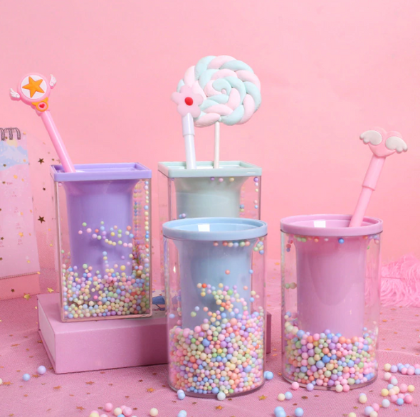 Funfetti Pencil Holders
