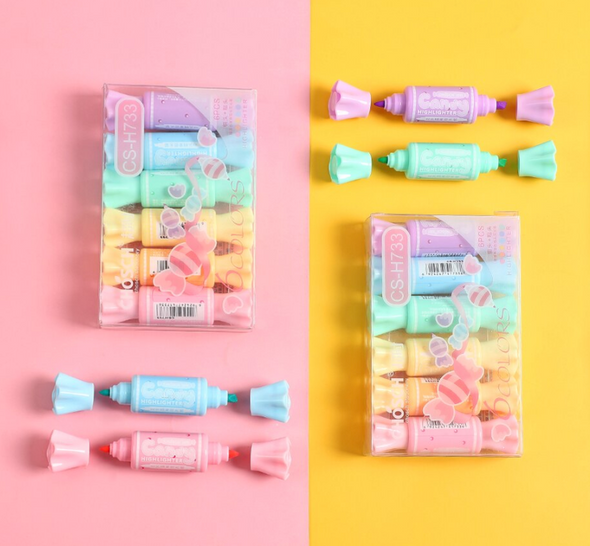 Colorful Candy Highlighters