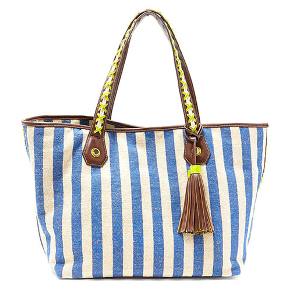Steve Madden's Wesley Striped Tote