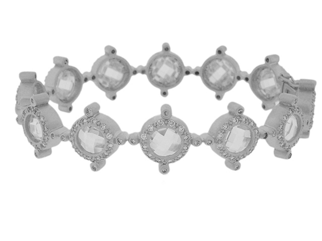 Freida Rothman's Perfect Bridal Bracelet