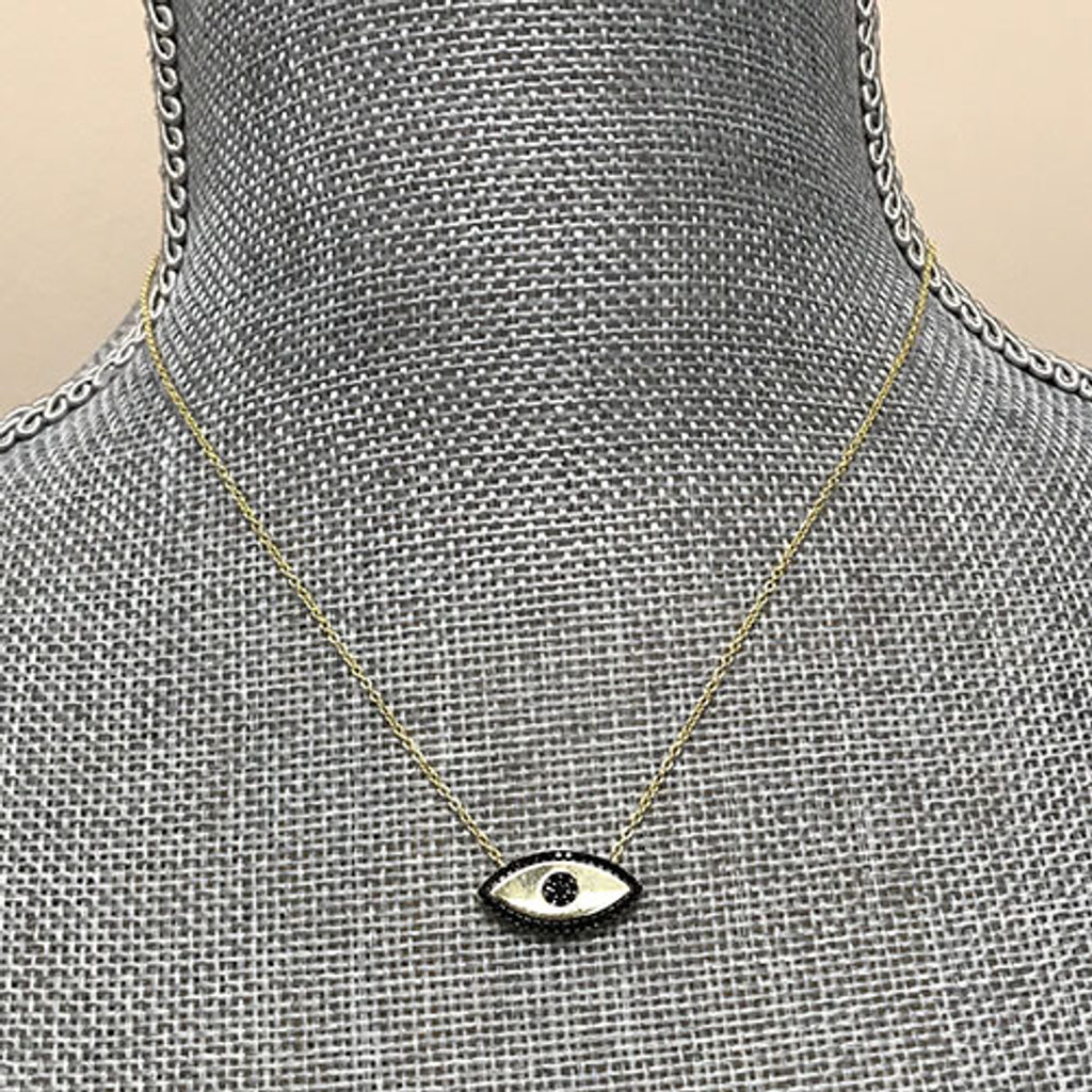 "Opal ""Evil Eye""å Necklace"