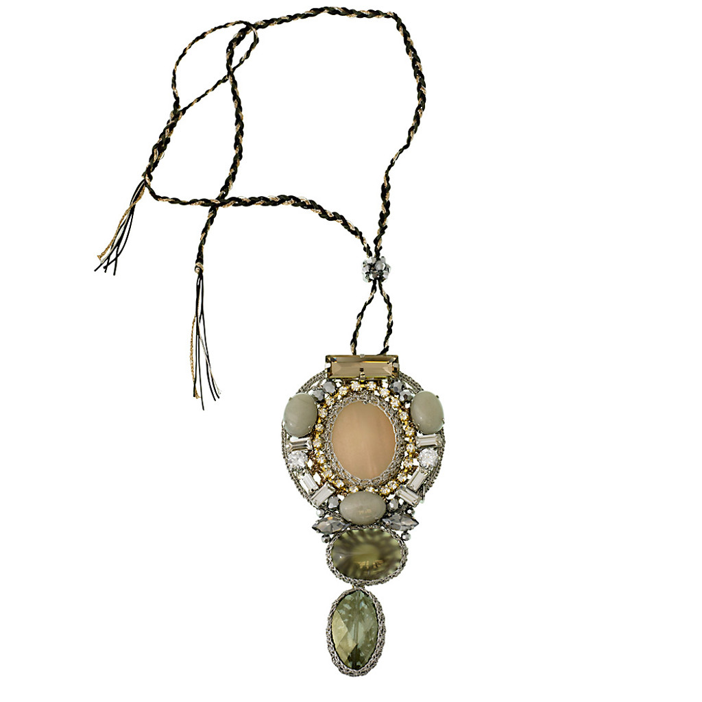 Goddess Medallion Pendant