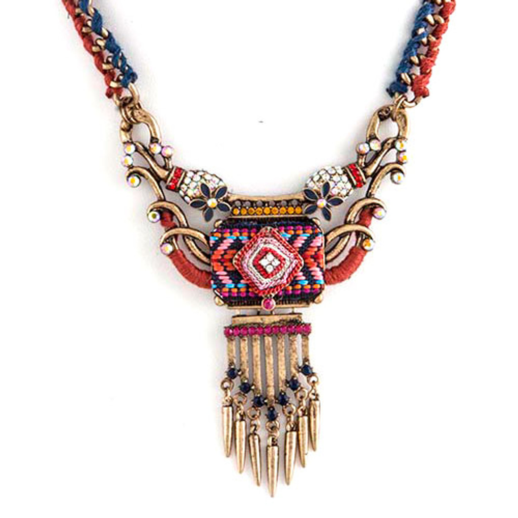 Boho Goddess Necklace