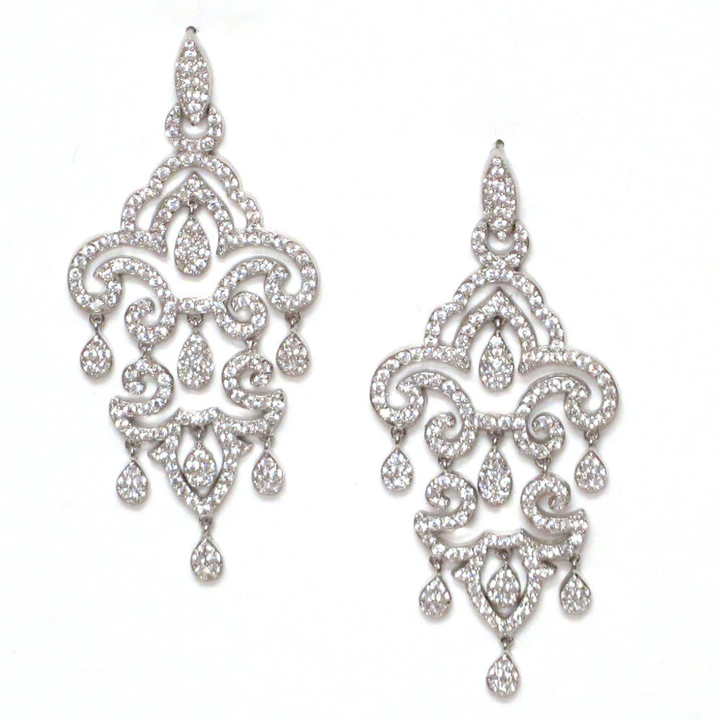 The Delilah Heirloom Earring