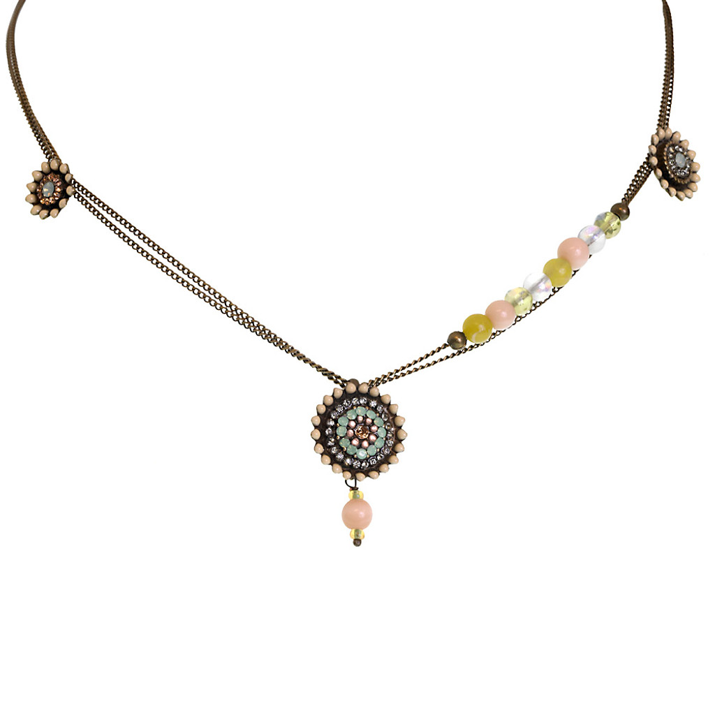 The Seville Asymmetrical Necklace