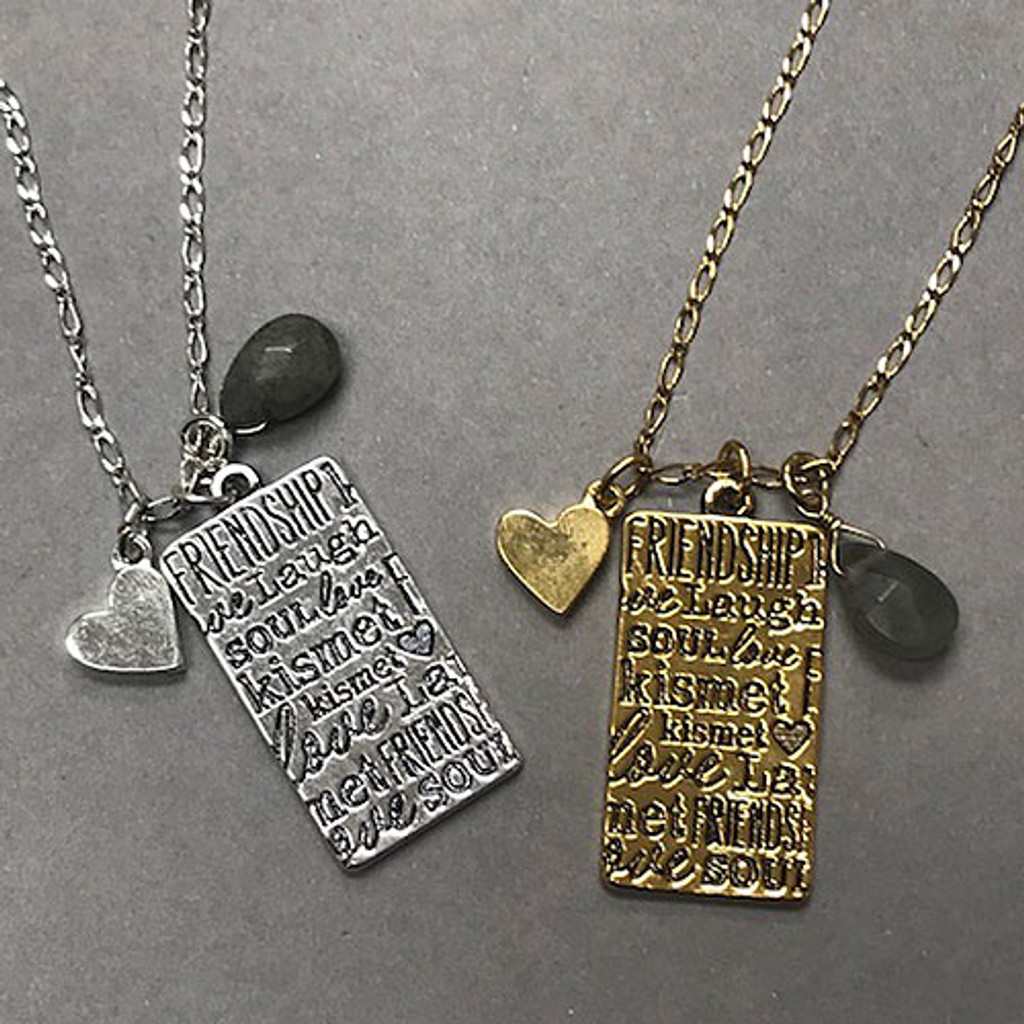 Live, Laugh, Love, Necklace