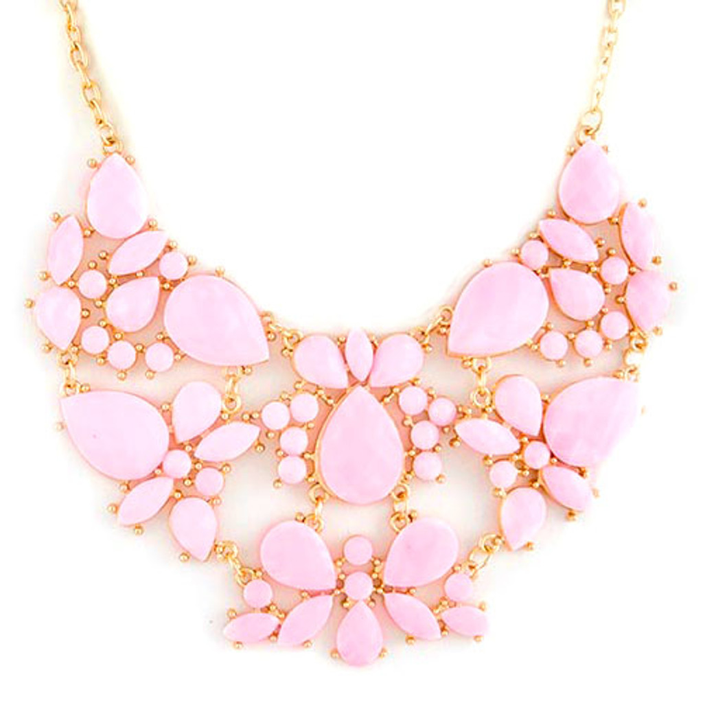 Passionate for Pink Necklace