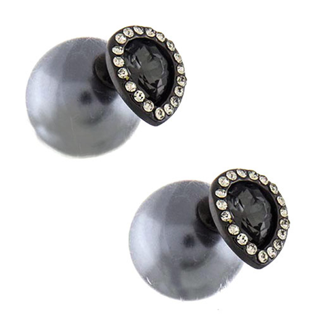 Black Diamond 360 Jewel Studs