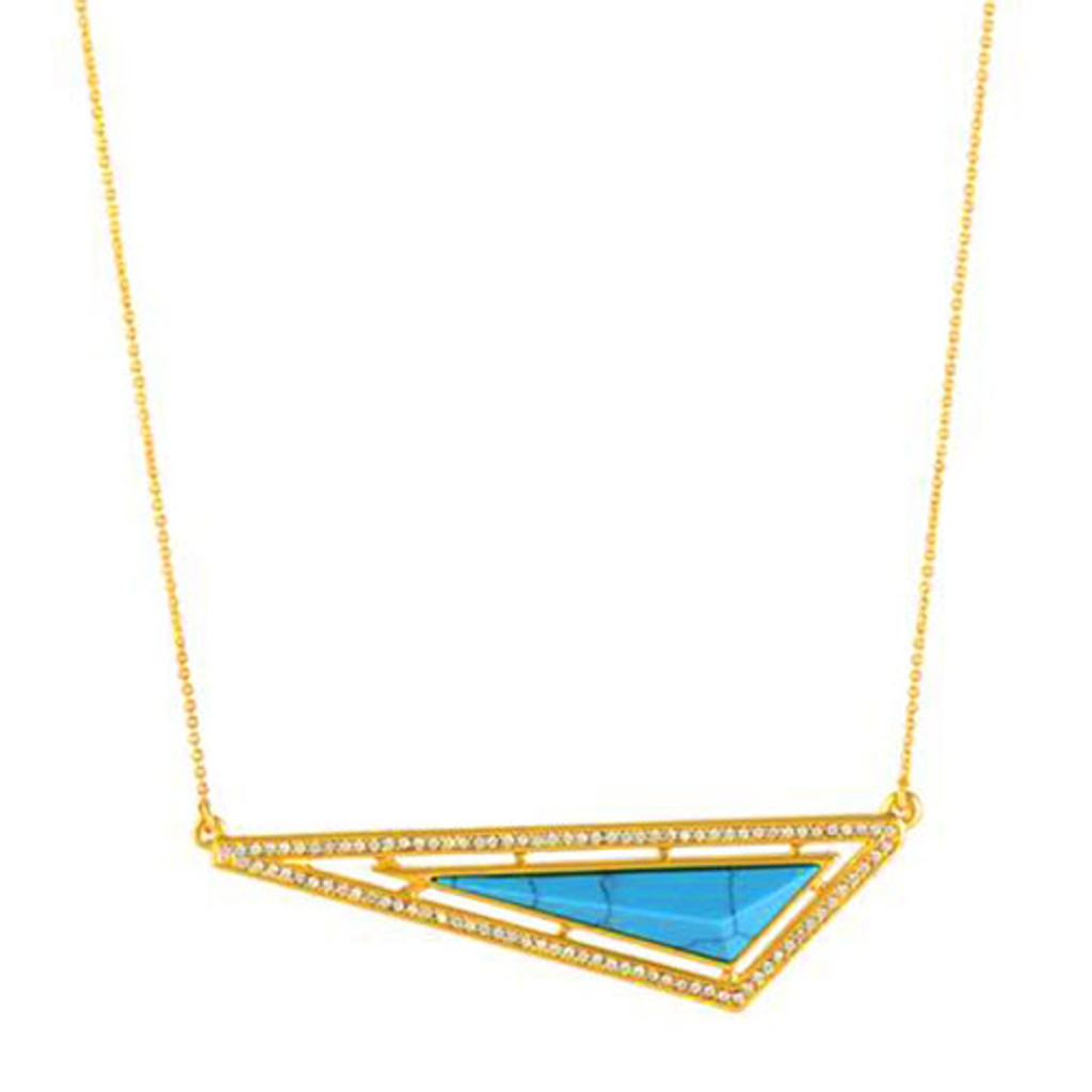 C.C. Skye Turquoise Oasis Necklace