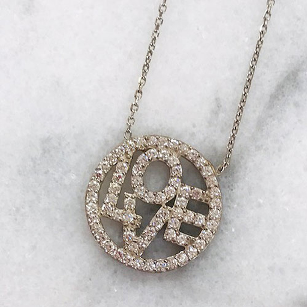 Encircled In Love Necklace