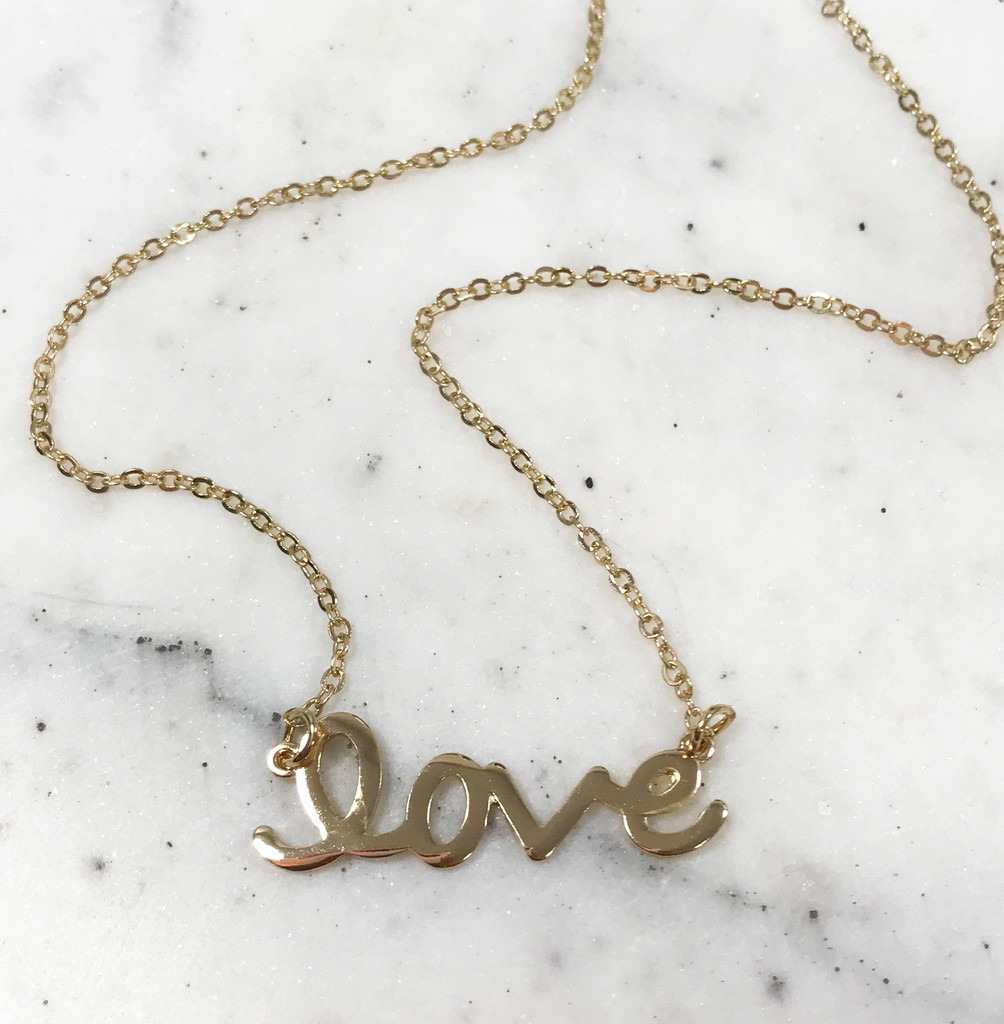 Best Love Necklace Around