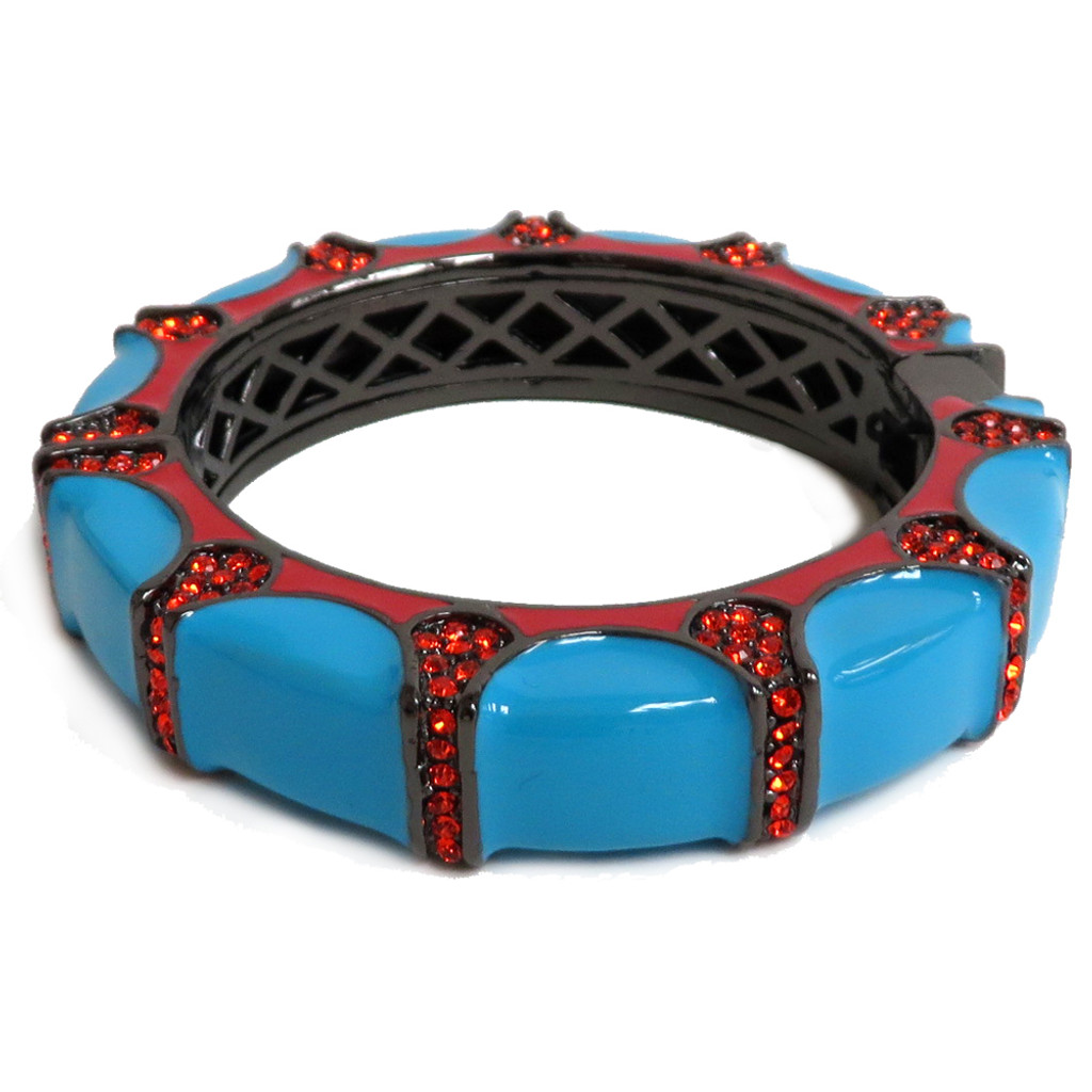 The Boca Raton Cuff Turquoise