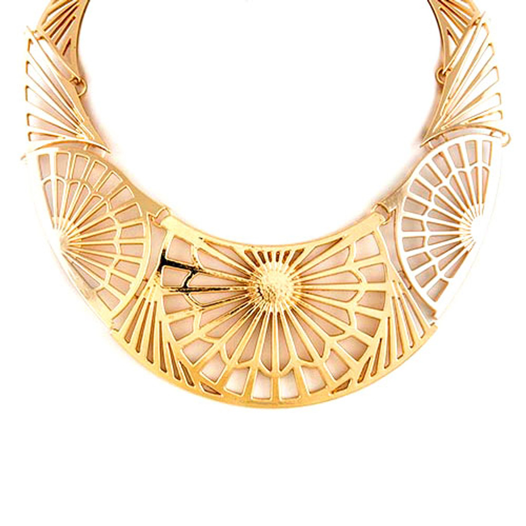 Art Deco Collar Necklace