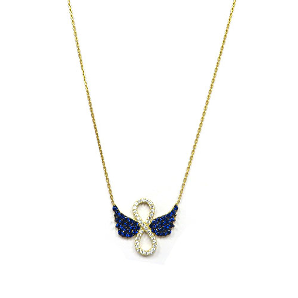 Forever an Angel Necklace