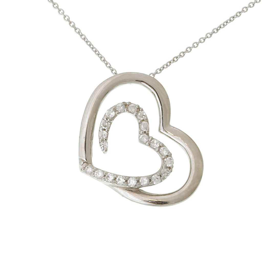 """Your In My Heart"" Necklace"