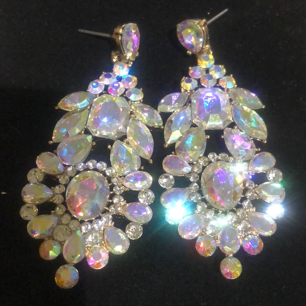 Belle of the Ball AB Statement Earring G