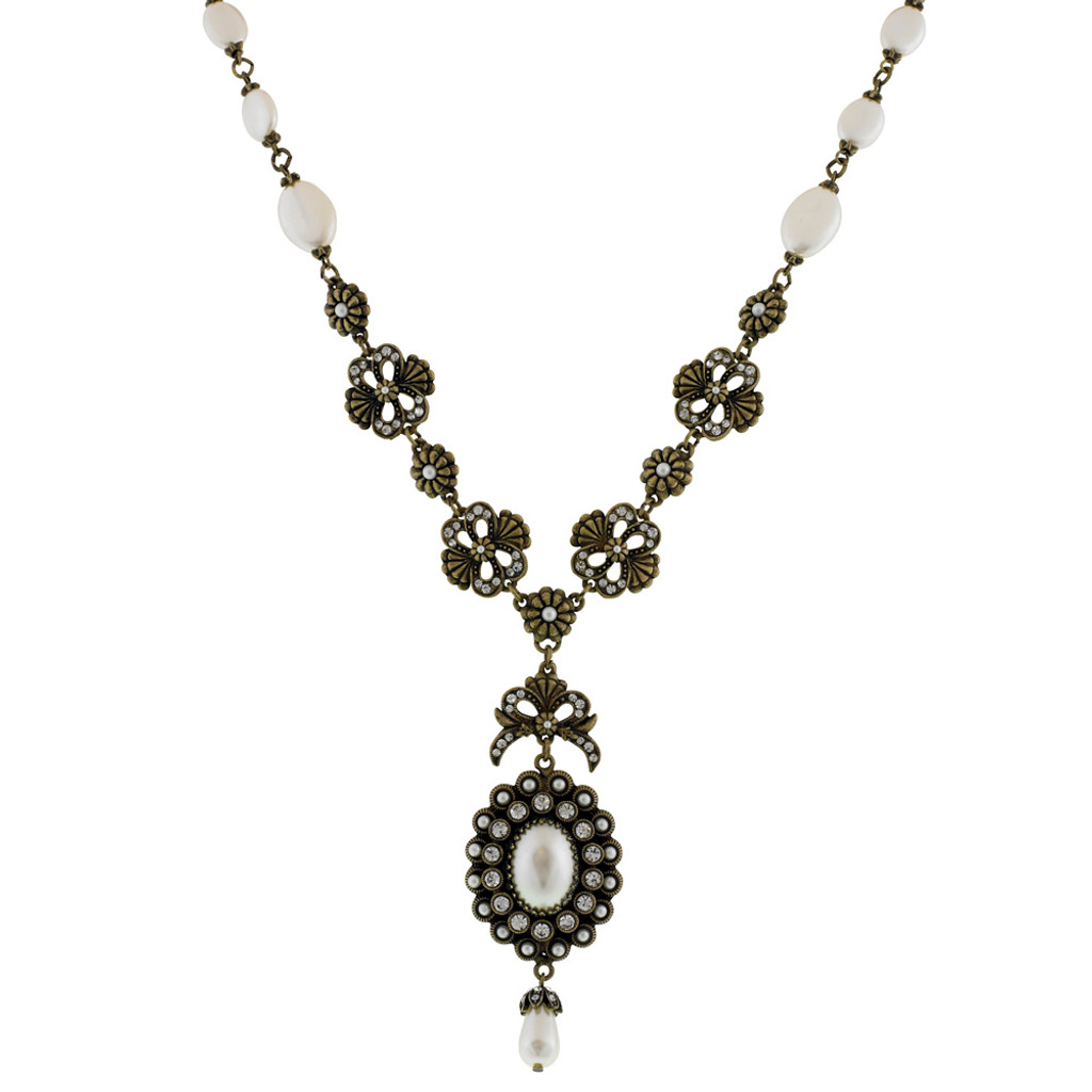 Marie Antoinette Jewel Necklace