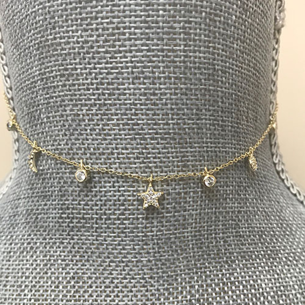 Star Light, Star Bright Choker