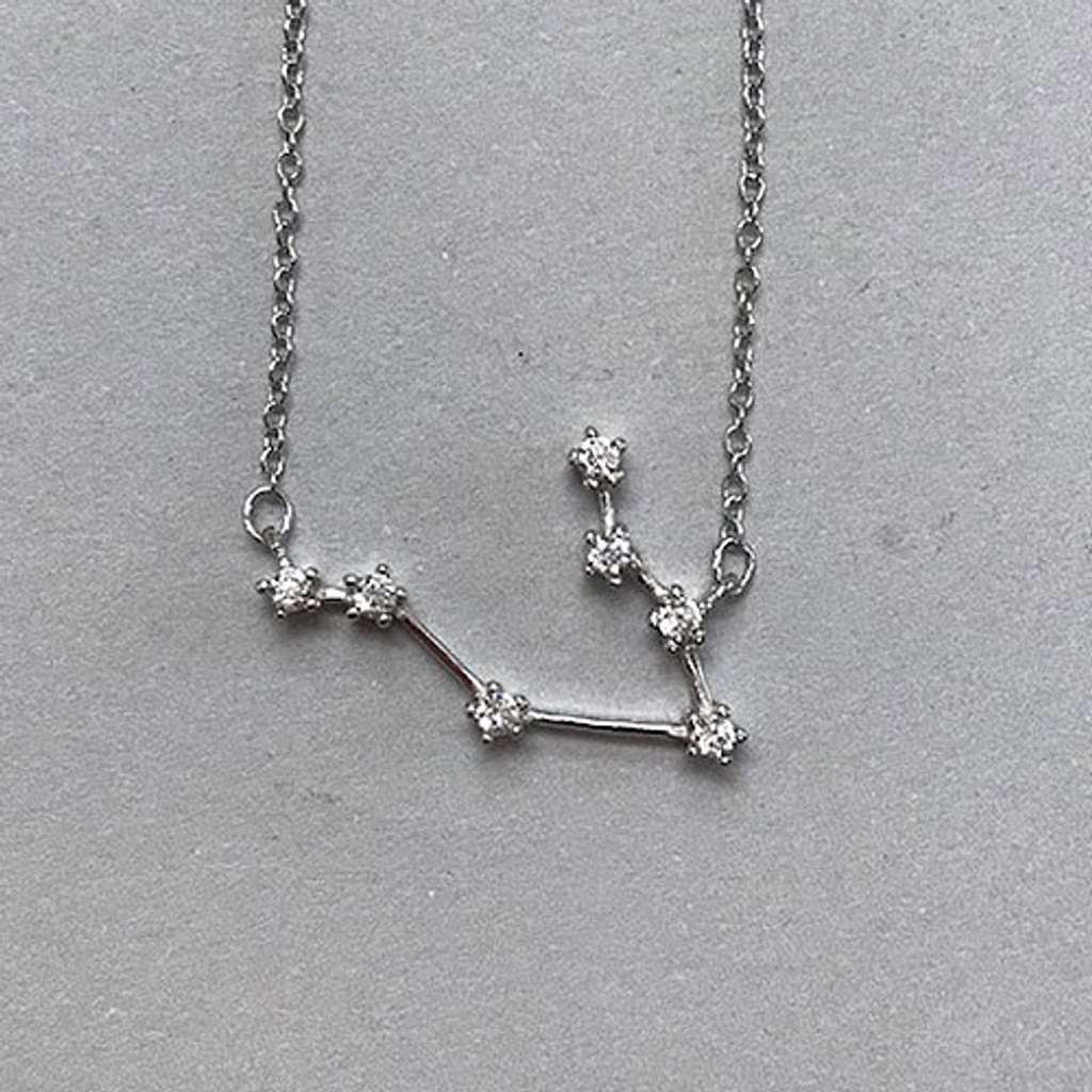 Sterling Silver Constellation Necklace