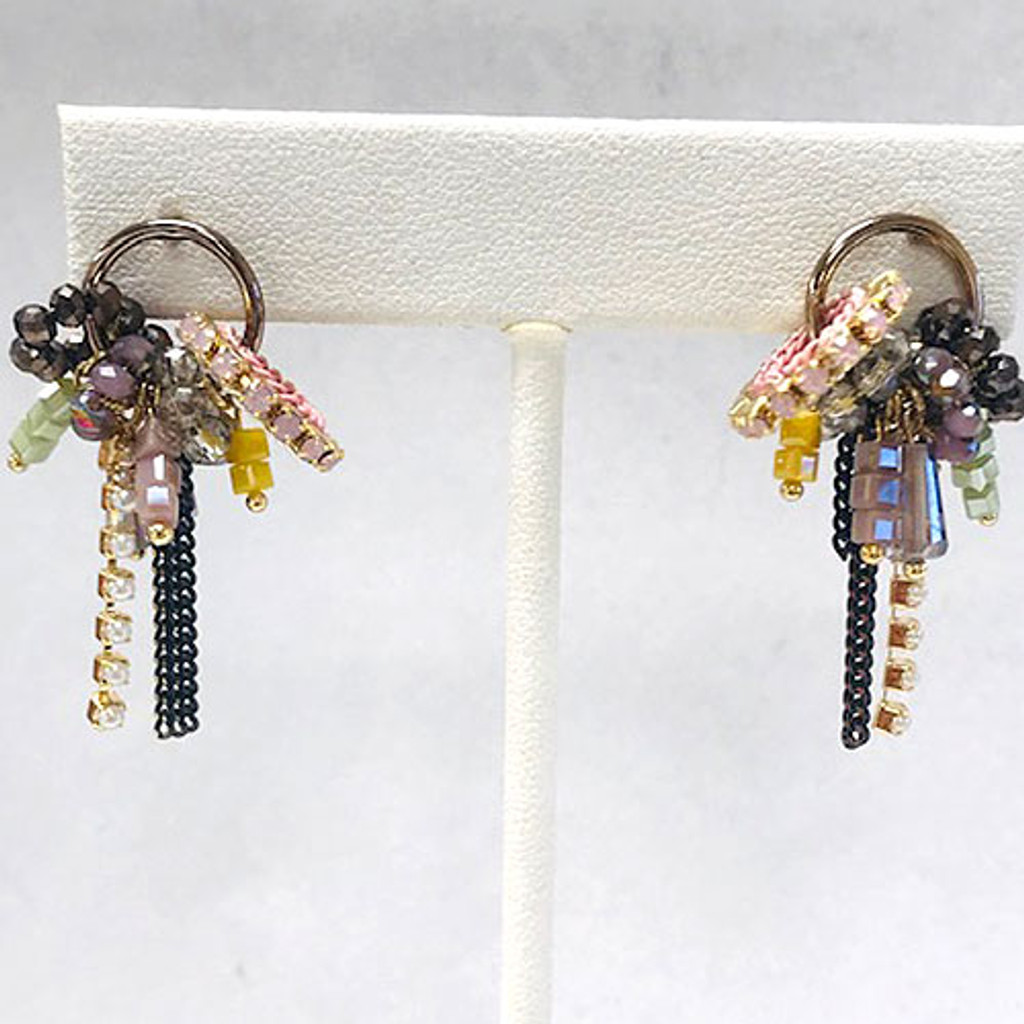Around The World Petite Earring