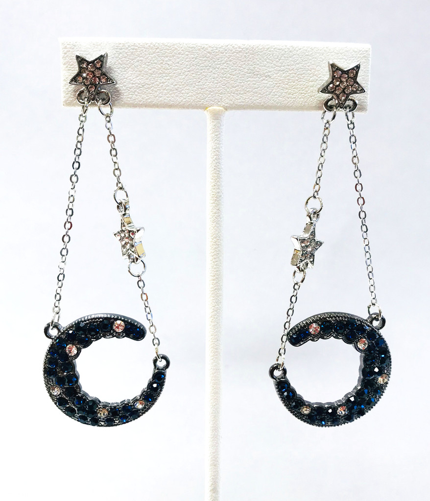 Moonlit Occassion Earrings