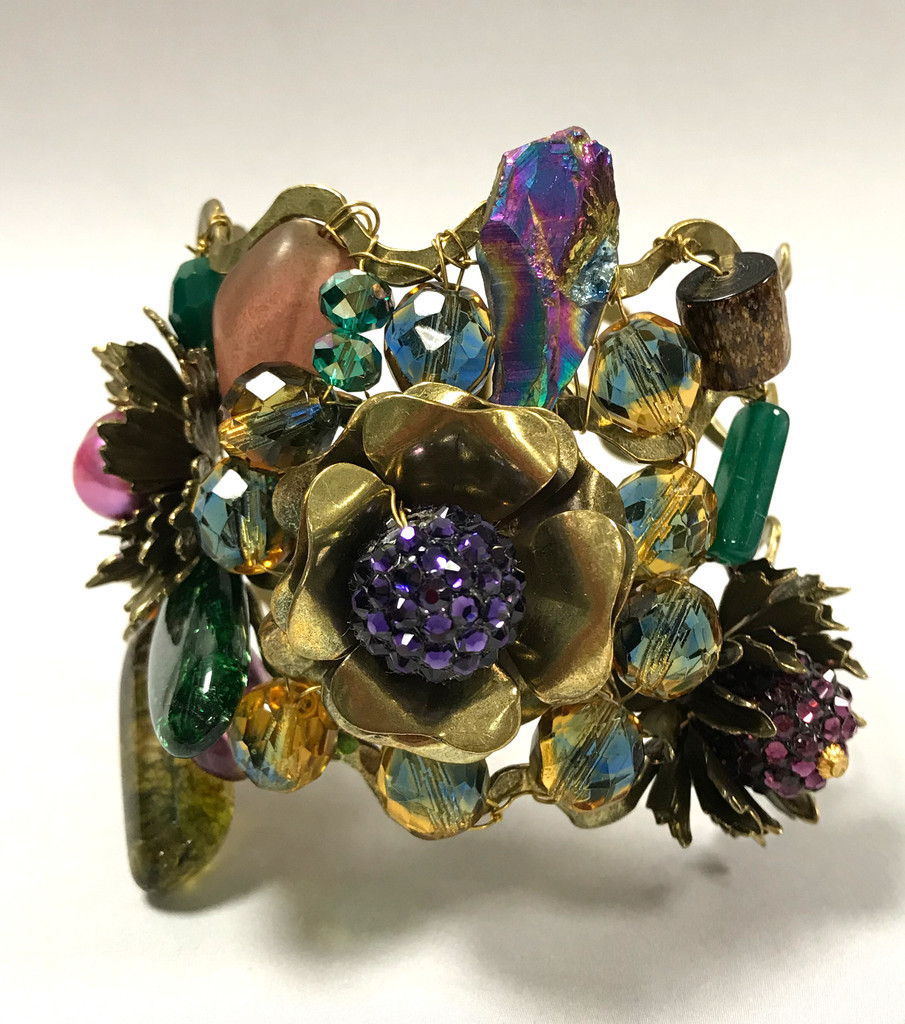 """Frangos Embellished """"To Die For"""" Cuff"""