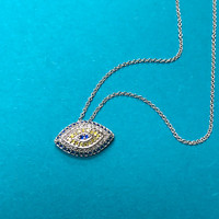 Evil-Eye Necklace