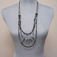 Tribal Warrior Layered Chain