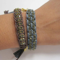 Set Of Two Boho Chic Bracelets 3