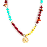 Interchangeable Beaded Charm Necklace/Bracelet