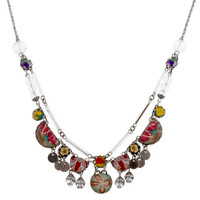 Bright Glass Necklace