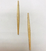 Malificent Elongated Spiked Earring