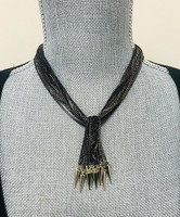 Sugar and Spikes Necklace