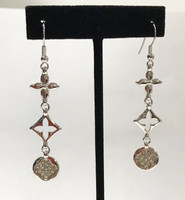 Kisses and Hugs Statement Earrings