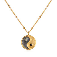 Sacred Ying Yang Necklace