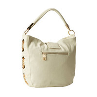 Big Buddha's Ibiza Shoulder Bag-Bone