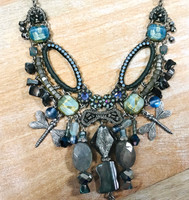The Wow Dragonfly Necklace
