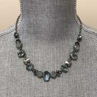 Sorrelli's Socialite Crystal Necklace