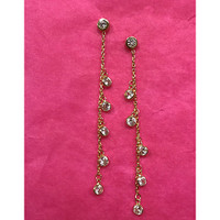 Cubic Zirconia Angel Tears Chain