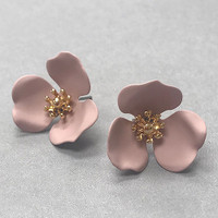 Lotus Blossom EarringsLotus Blossom Earrings