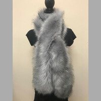 Luxurious Sondra Roberts Faux Fur Scarf
