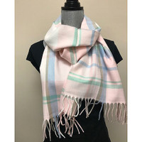 Softer Than Cashmere Plaid Scarf/Shawl