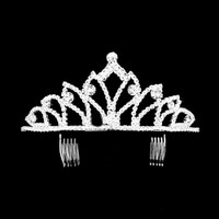 Austrian Crystal Majesty Tiara