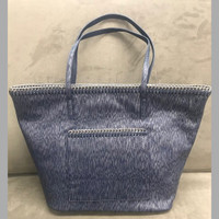 Sondra Roberts Chain Edged Tote