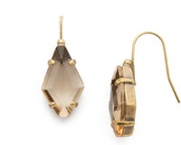 Sorrelli Smoke and Mirrors Faceted Crystal Earring