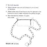 Necklace Extension Chains